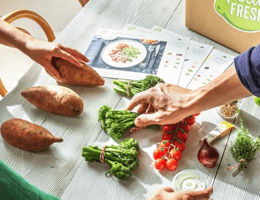 Alimentation : profitez des codes promo du moment